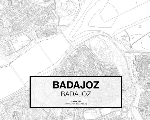 Badajoz-Extremadura-02-Cartografia-Mapacad-download-map-cad-dwg-dxf-autocad-free-2d-3d