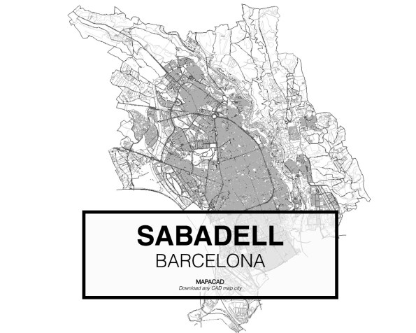 Sabadell-Barcelona-01-Mapacad-download-map-cad-dwg-dxf-autocad-free-2d-3d