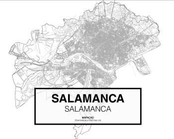 Salamanca-Castilla y Leon-01-Cartografia-Mapacad-download-map-cad-dwg-dxf-autocad-free-2d-3d
