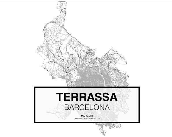Terrassa-Barcelona-01-Mapacad-download-map-cad-dwg-dxf-autocad-free-2d-3d