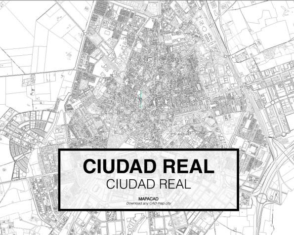 Ciudad Real-Castilla La Mancha-02-Mapacad-download-map-cad-dwg-dxf-autocad-free-2d-3d