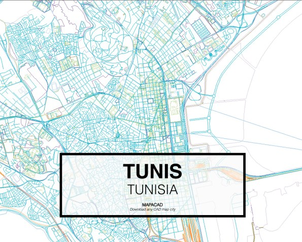 Tunis-Tunisia-02-Mapacad-download-map-cad-dwg-dxf-autocad-free-2d-3d