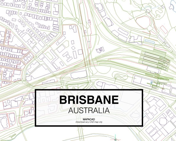 Brisbane-Australia-03-Mapacad-download-map-cad-dwg-dxf-autocad-free-2d-3d