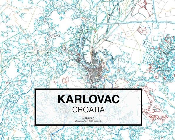 Karlovac-Croatia-01-Mapacad-download-map-cad-dwg-dxf-autocad-free-2d-3d
