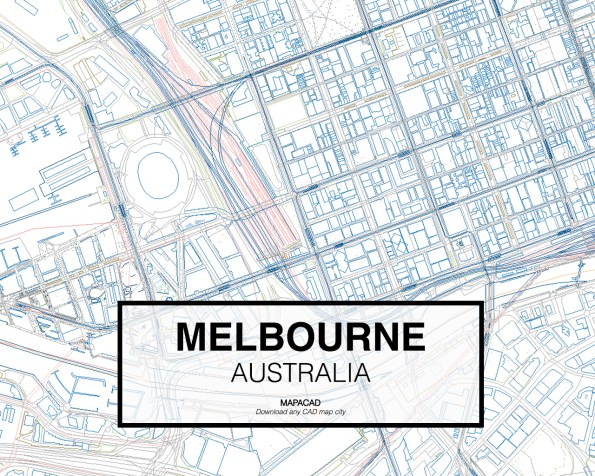 Melbourne-Australia-03-V2-Mapacad-download-map-cad-dwg-dxf-autocad-free-2d-3d