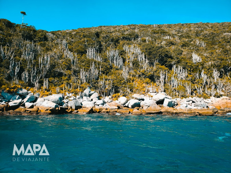 Ilha do Farol em Arraial do Cabo