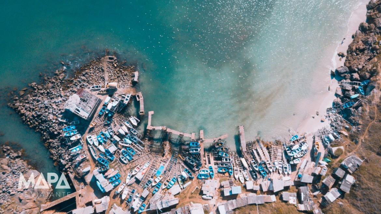 Deck dos Pescadores em Arraial
