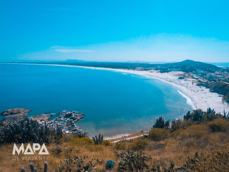Vista panorâmica de Arrial do Cabo   Lago do Amor