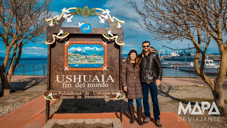 Ushuaia e o Fim do Mundo