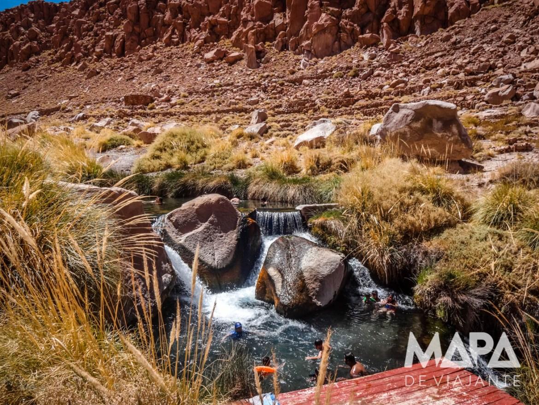 Termas de Puritama Atacama