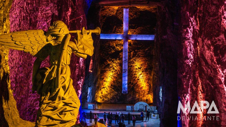 Bogotá o que fazer Catedral de Sal