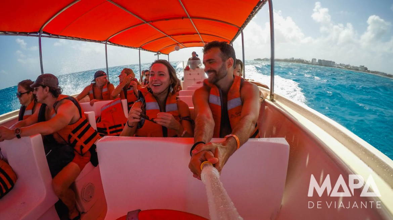 Snorkel em San Andrés Mar de Sete Cores