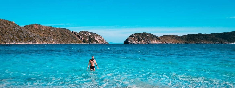 Brasil Arraial do Cabo Viagem barata