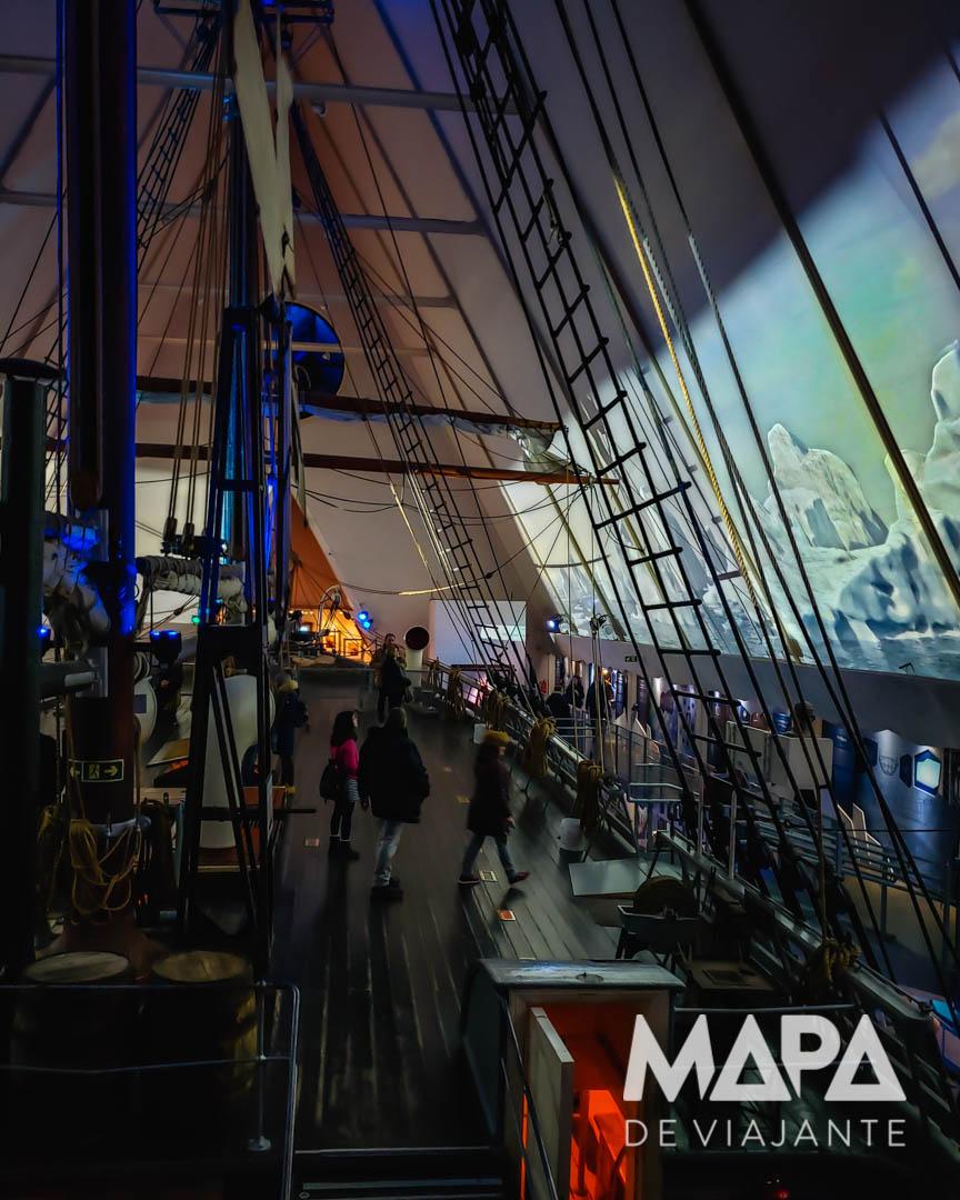 Frammuseet Museu da Navegação Norueguesa