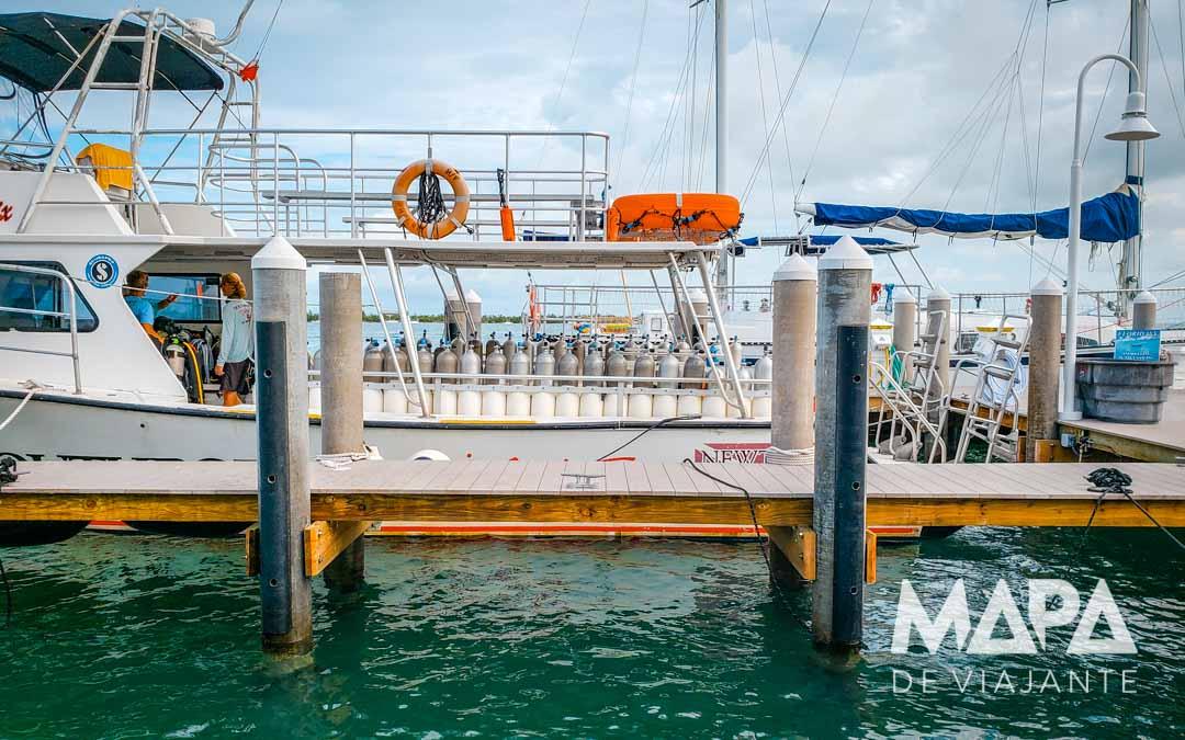 Mergulho na Flórida Southpoint Divers
