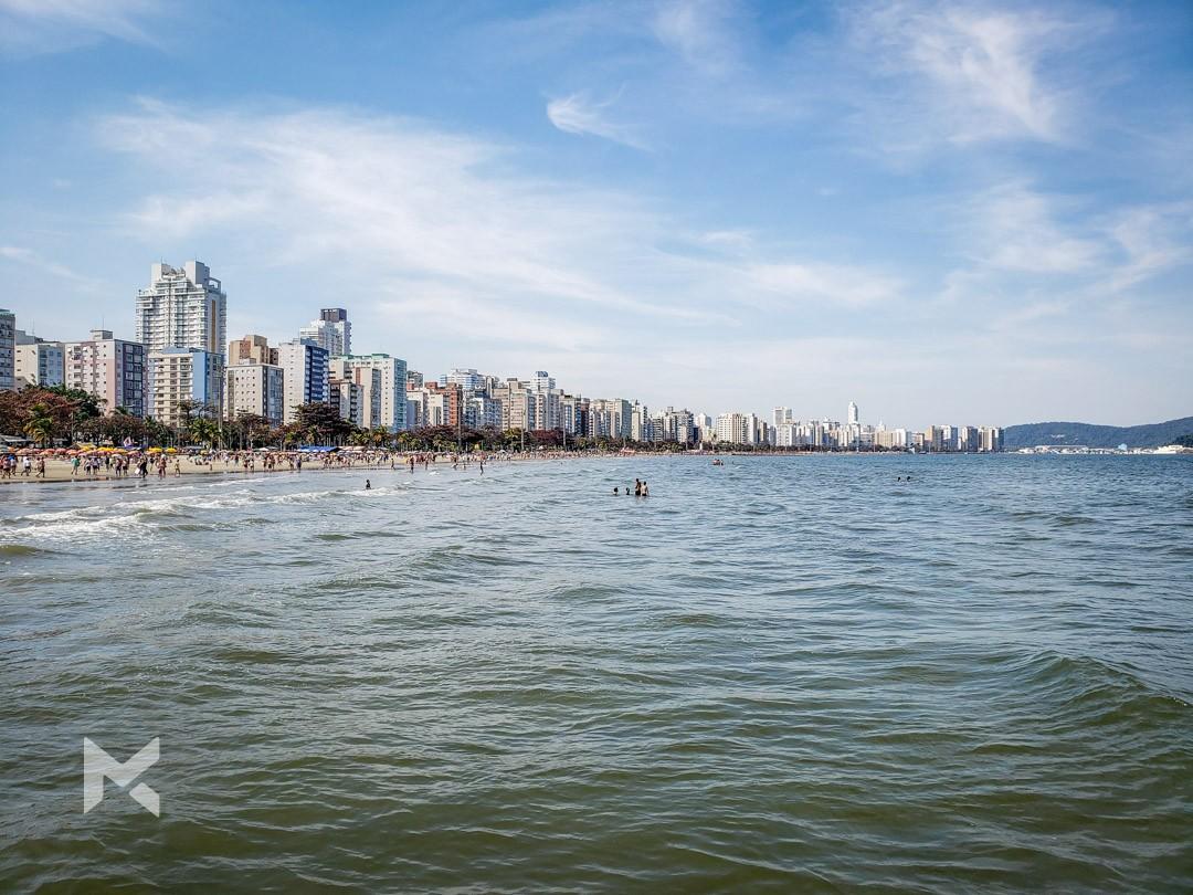 Onde ficar em Santos SP