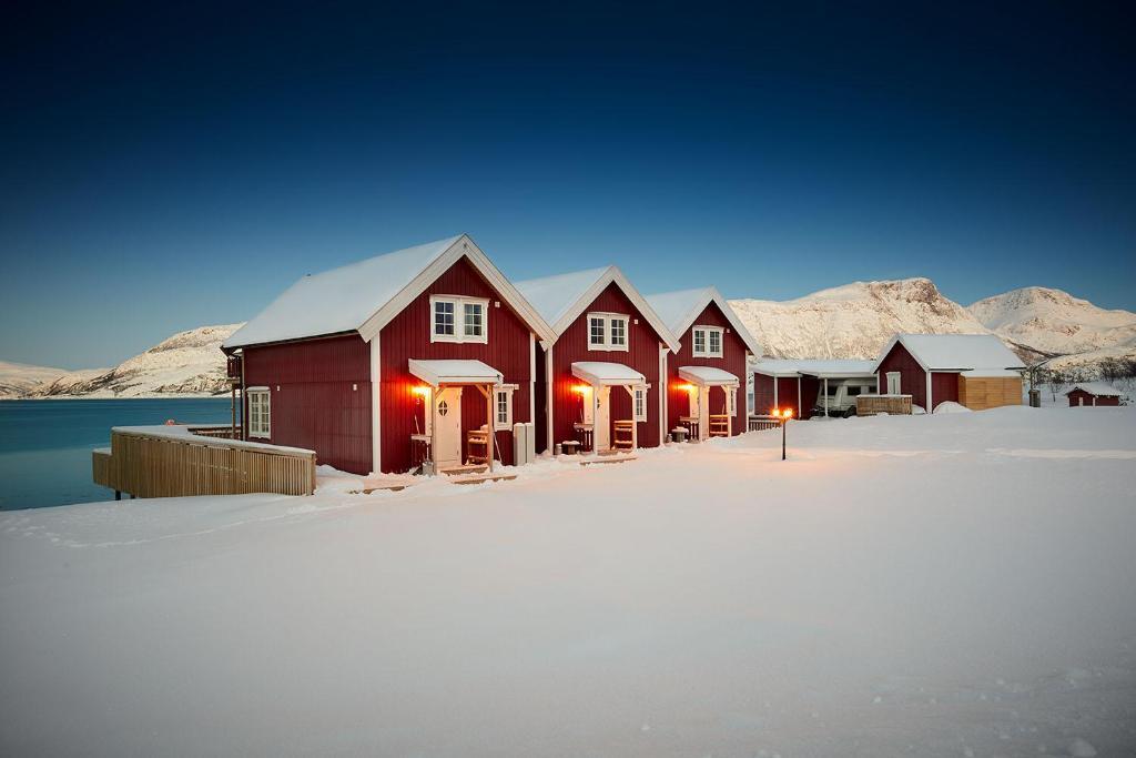 Onde-ficar-Tromso-Vengsøy Rorbuer