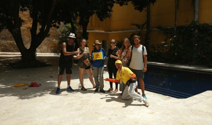Viajando-com-Moises Walking Tour