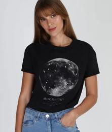 camiseta lua cea