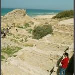 מצודה חבויה בחוף הים - קלעת אל-מינה (מצודת אשדוד ים)