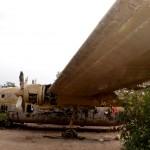 פיקניק משפחות מתחת לכנפי הנורד - המטוס מיער המגינים