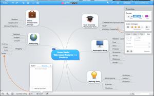 mindmeister - programa - mapa mental