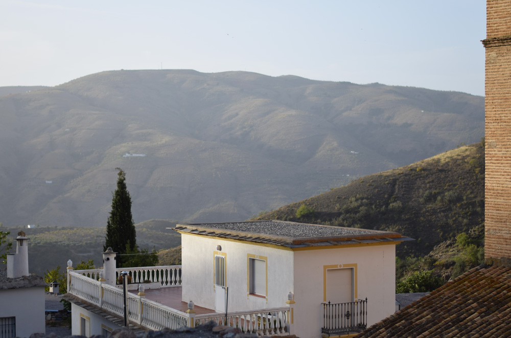 hiking the alpujarras amazing andalucia spain map and muse