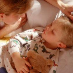 Воспаление пупочной ранки у новорожденных
