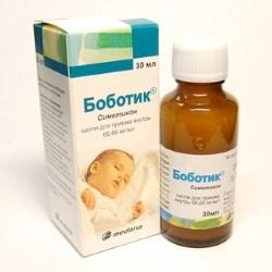 Капли боботик от колик: сколько и как давать препарат новорожденному?