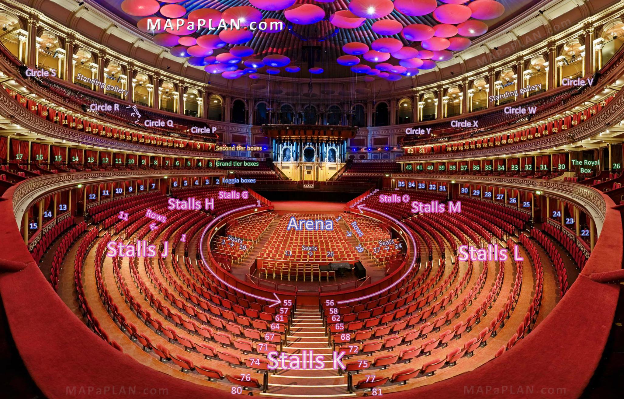 Bellagio Cirque Du Soleil O Seating Chart Elcho Table