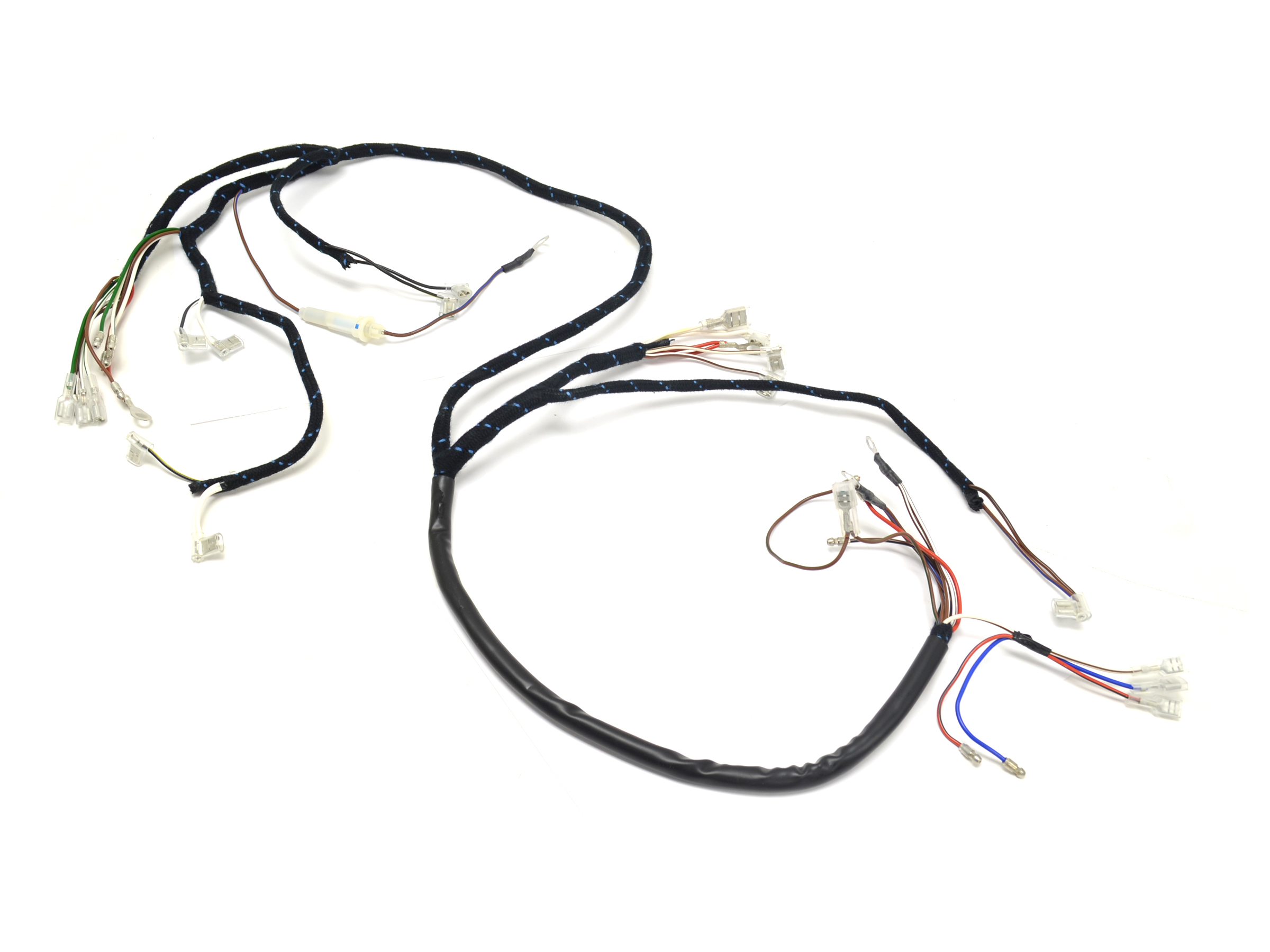 Bsa 69 A50 A65 English Made 12 Volt Wiring Harness H013
