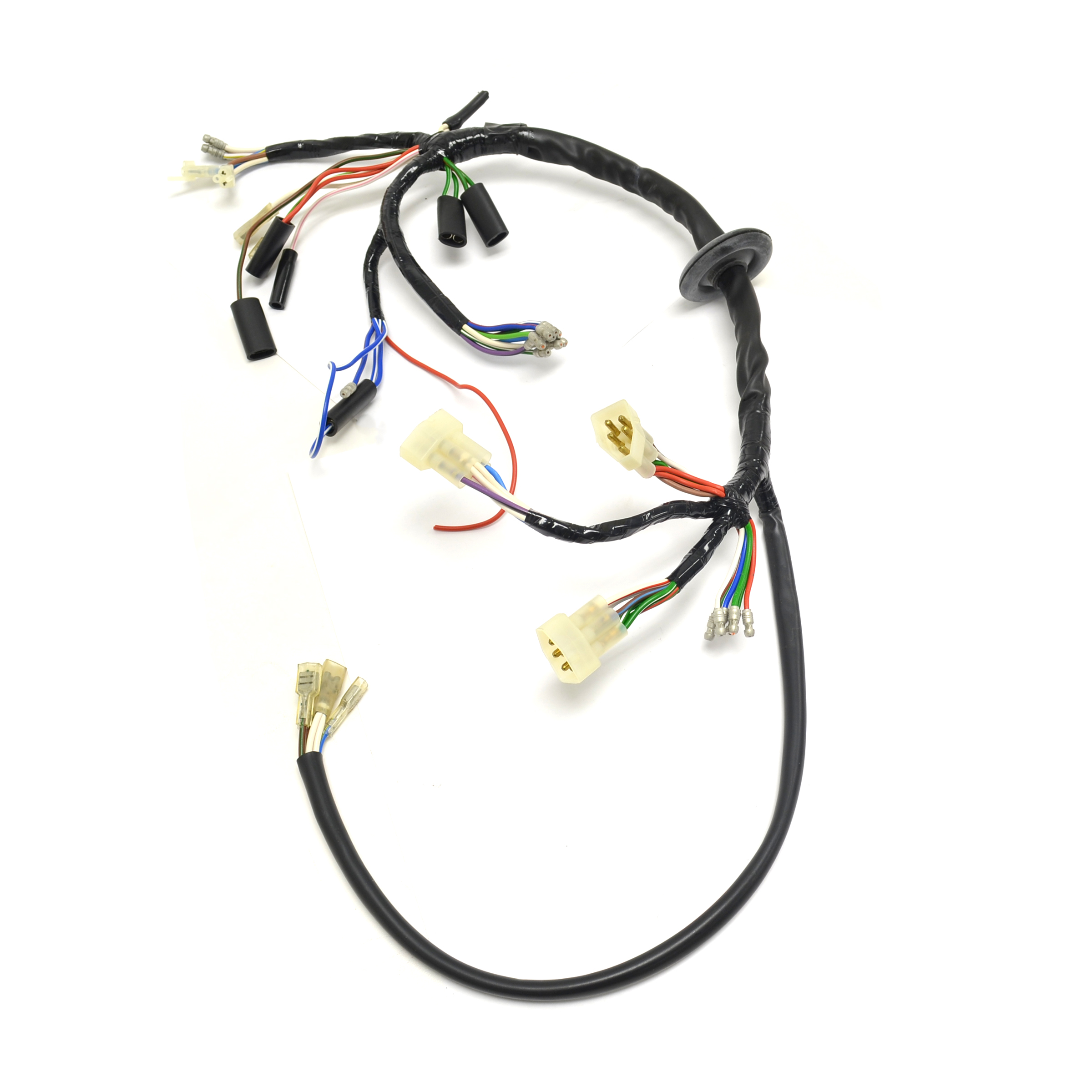 H4 Headlight Wiring Harness