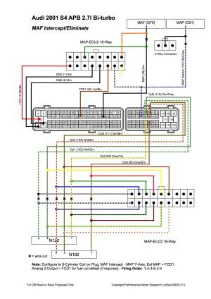 MAPECU Wiring Diagrams Audi, BMW, Ford, Honda, Lexus, Nissan, Toyota