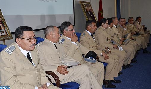 Agadir: Installation d'agents d'autorité nouvellement nommés
