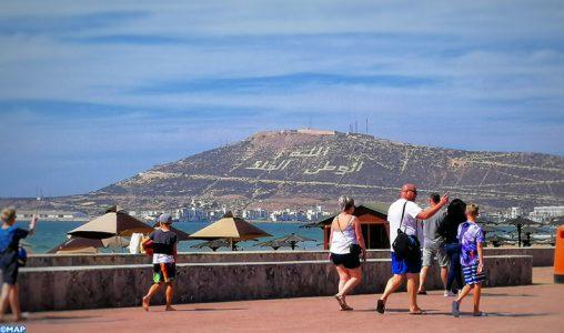Agadir : La commune et le CRT discutent des moyens d'un lancement réussi de l'activité touristique