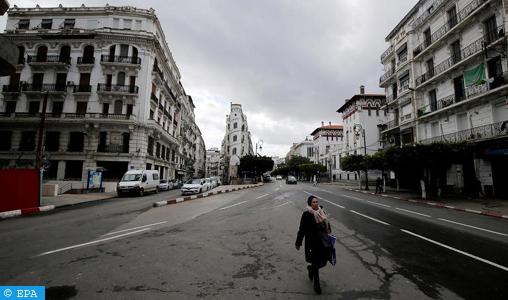 Quand l'onde de choc de l'instabilité et l'autoritarisme en Algérie retentit jusqu'en Europe