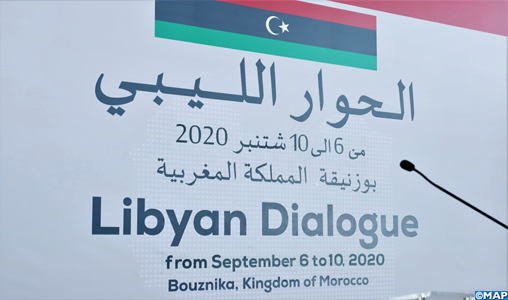 """Le rôle """"stratégique"""" du Maroc dans le dialogue inter-libyen salué à travers le monde"""