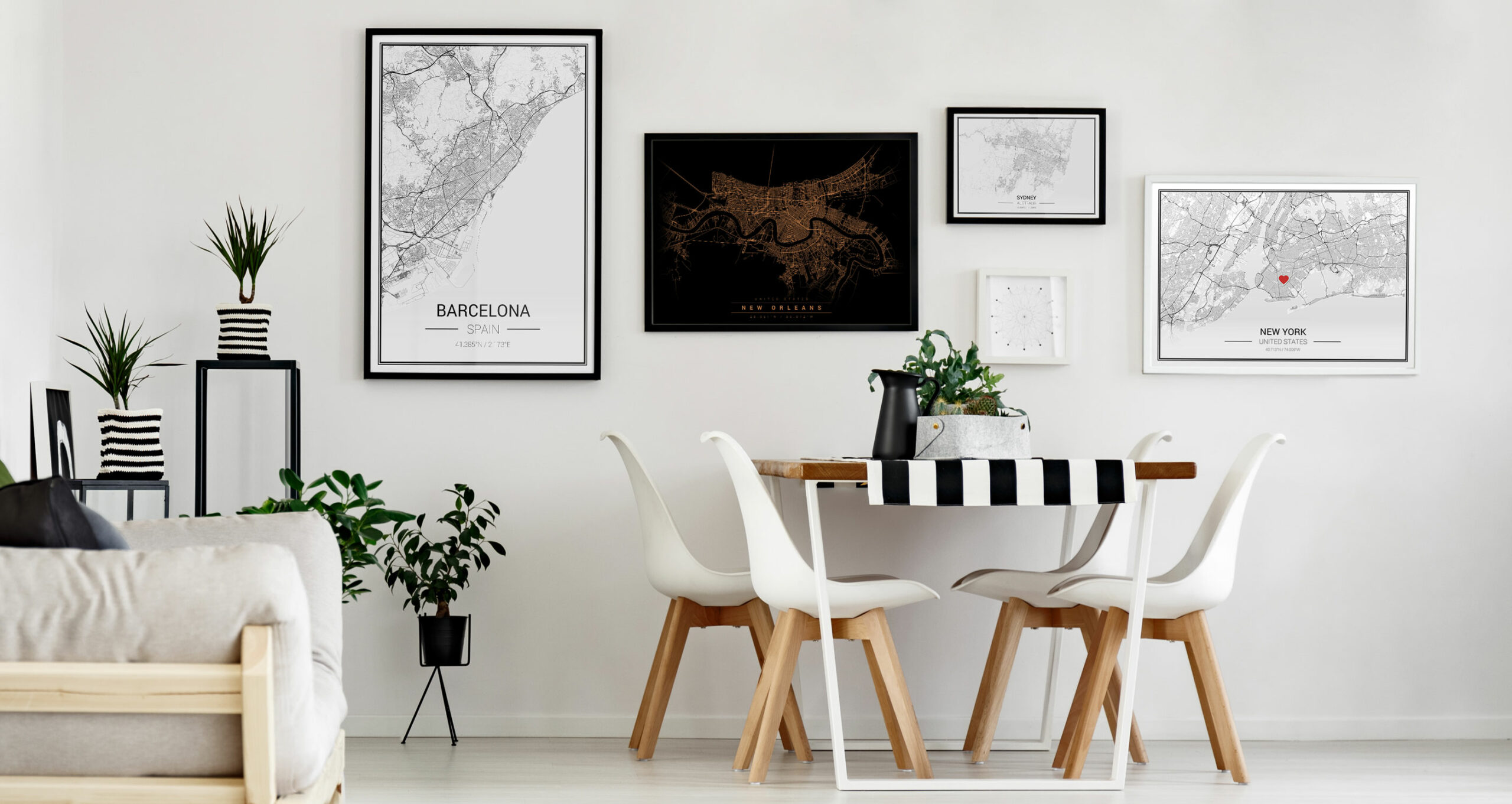 mapify personalised map posters phone cases