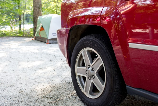 Tallulah Gorge Campground