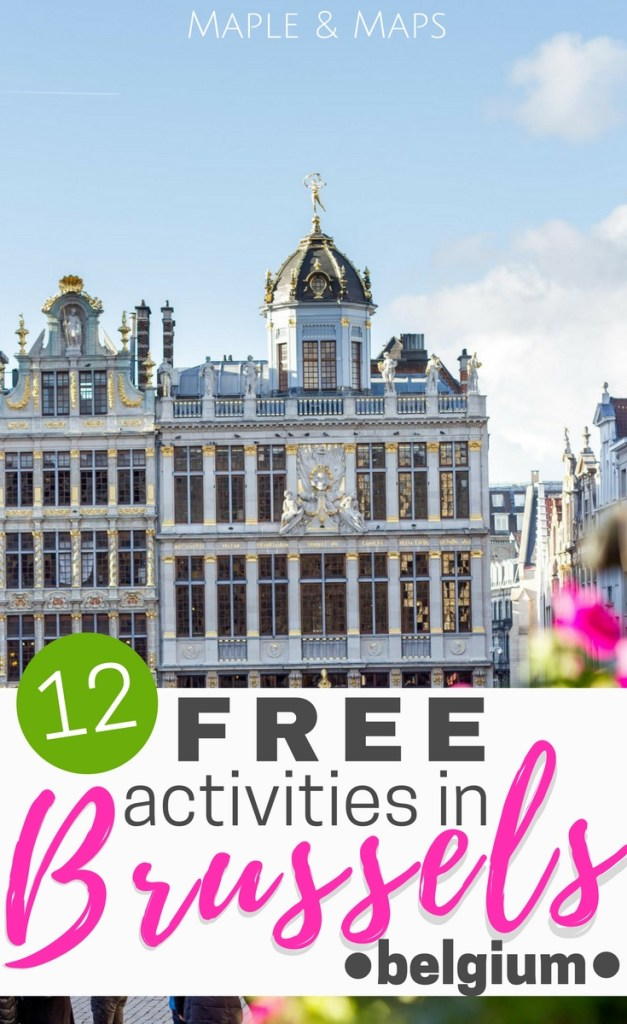 Free Things to do in Brussels, Belgium