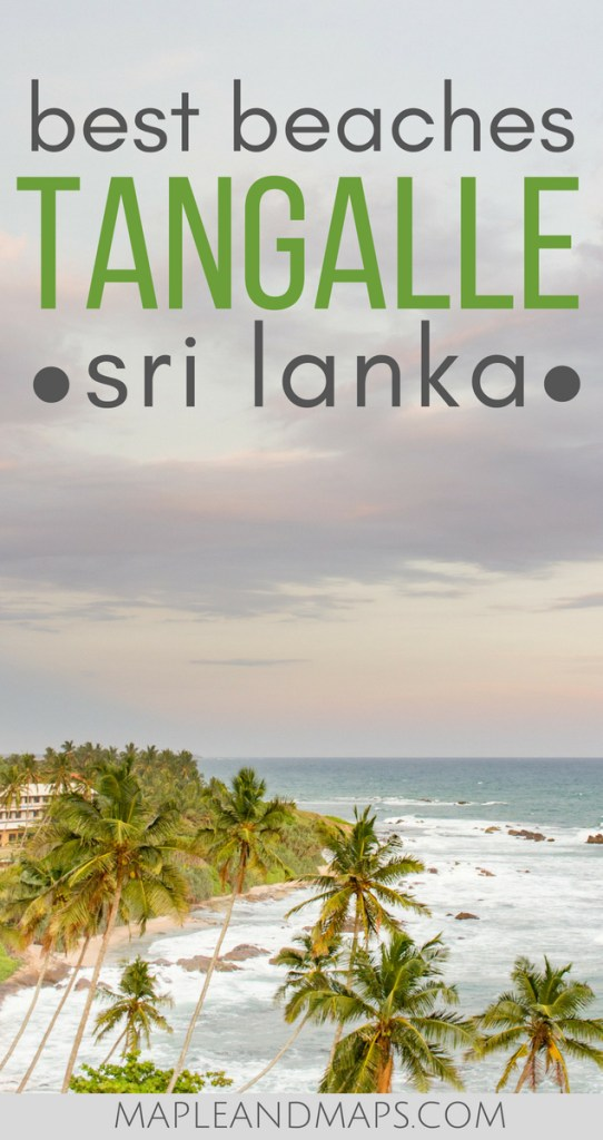 A Guide to the Beaches of Tangalle, Sri Lanka