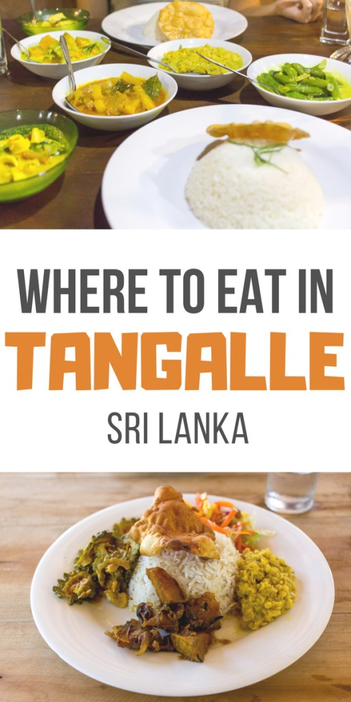 Where to Eat in Tangalle, Sri Lanka