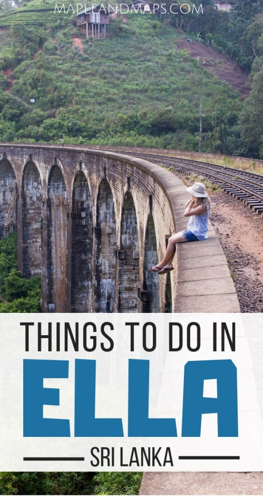 Best Things to do in Ella, Sri Lanka