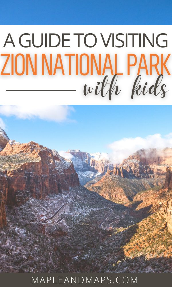 A Guide to Visiting ZIon National Park