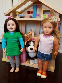 Which doll is right for your child?