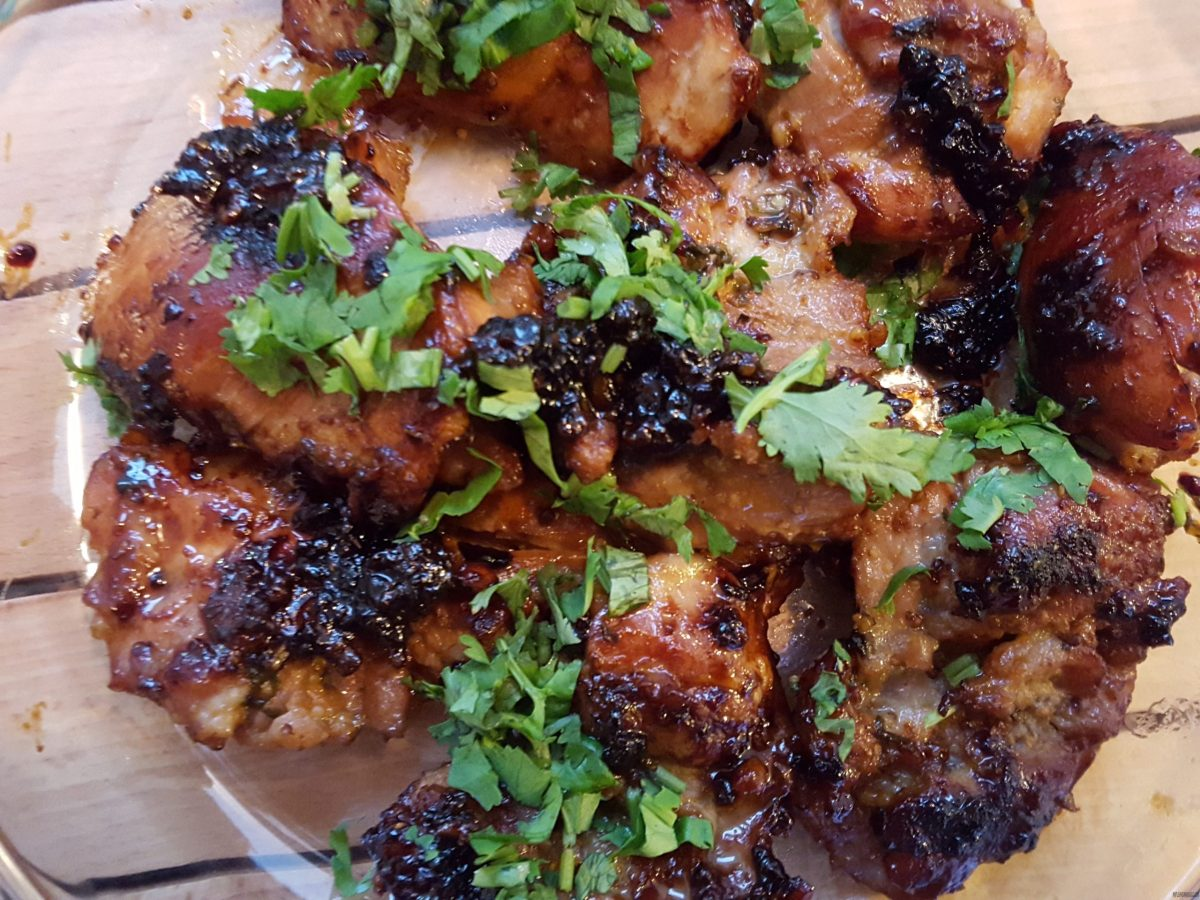The Only Grilled Chicken Recipe You Will Ever Need
