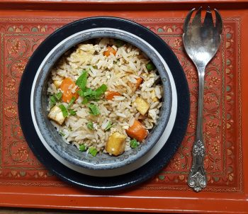 #CleanYourFridge Fried Rice