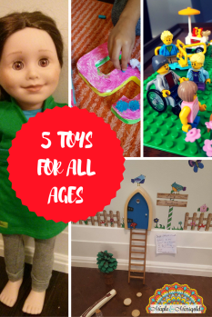 5 Of The Best Toys For All Ages {+Instagram Giveaway}