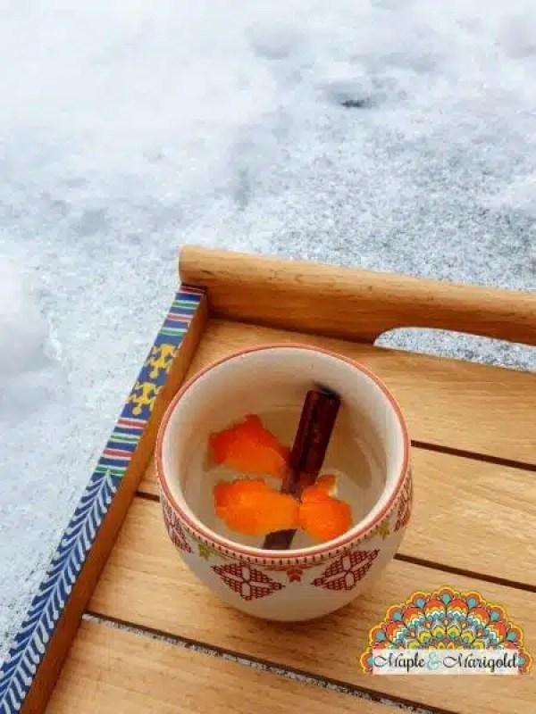 Phlegm -busting Orange Peel Tea Recipe | Natural Remedies | Healthy Living | Cold and flu remedies