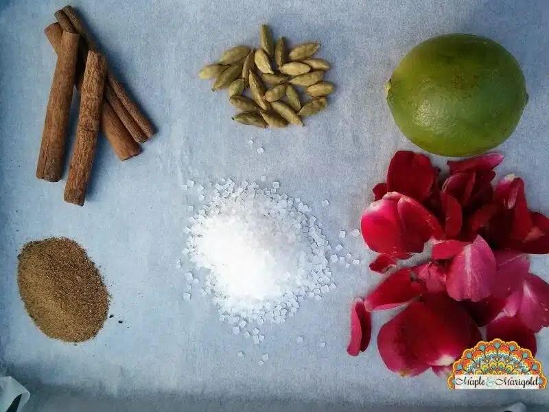How to make gourmet flavoured sugar   DIY Flavoured Sugar   Edible Gifts   Baking Hacks   Holiday Prep   Maple and Marigold